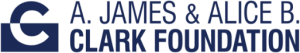 A. James Alice B. Clark Foundation logo
