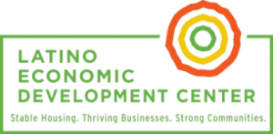 Latino Economic Development Center (LEDC)​ Logo